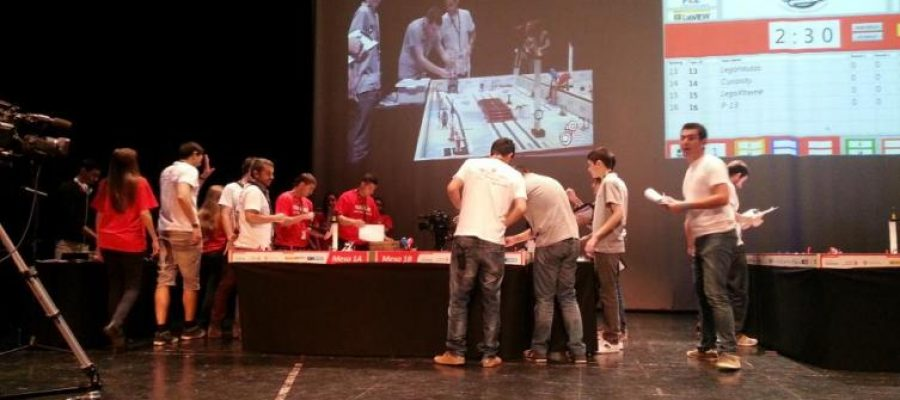 First Lego League o cómo promover las vocaciones científicas a través del juego