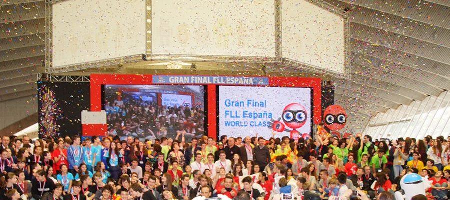 El Cabildo organiza la IV edición del torneo First Lego League Canarias en Arona