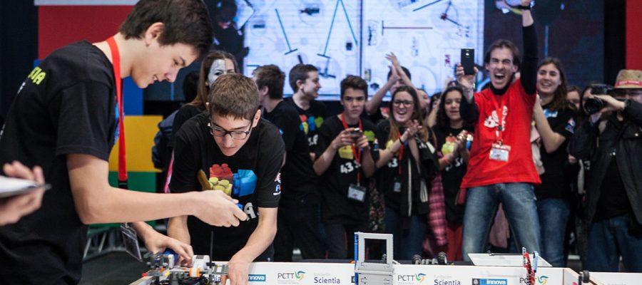FIRST LEGO League, mucho más que robots