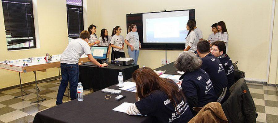 Los científicos de Tenerife se vuelcan con FLL Canarias para impulsar vocaciones