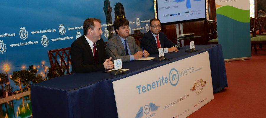 El Cabildo logra en dos años una inversión privada de casi un millón de euros para empresas tecnológicas