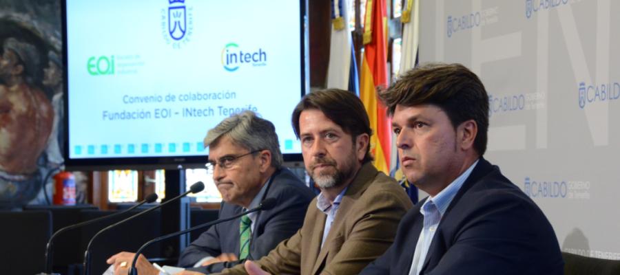 El Cabildo de Tenerife, a través de su estrategia Tenerife2030 e INtech Tenerife y la EOI ofertan un amplio programa formativo sobre gestión empresarial y transformación digital